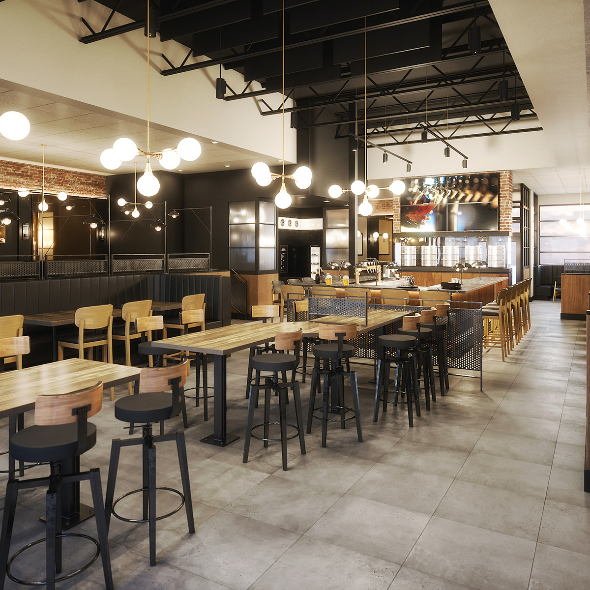 Saint-Hubert Restaurants