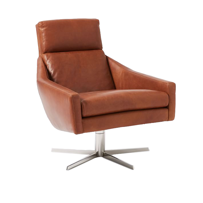 Austin Leather Armchair