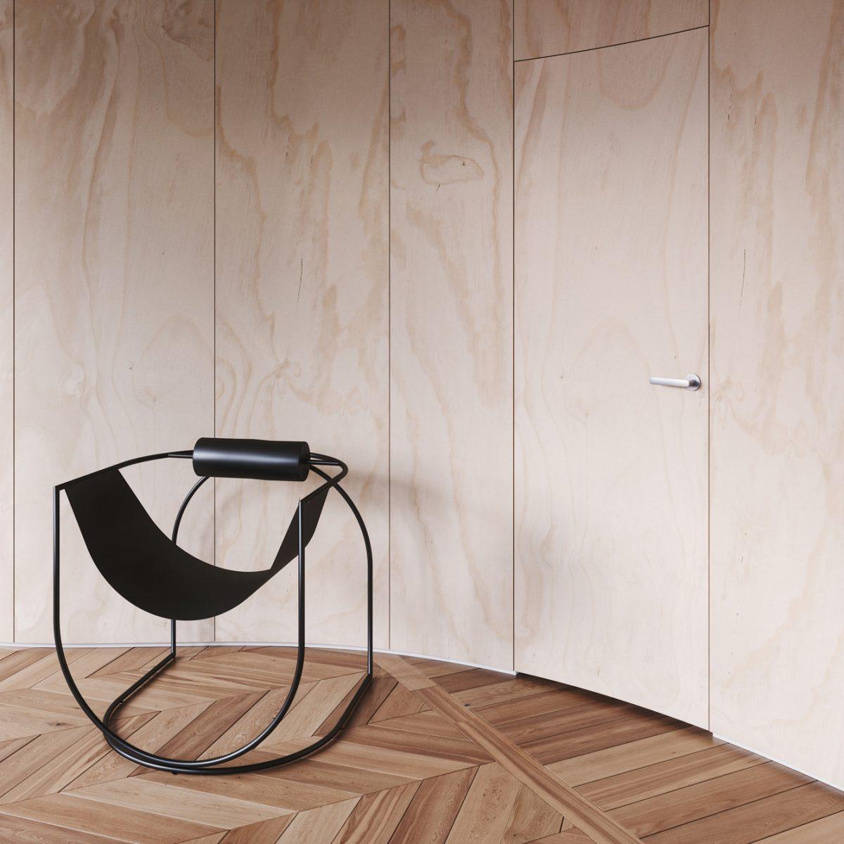TOLEDANO + ARCHITECTES - Wood Ribon