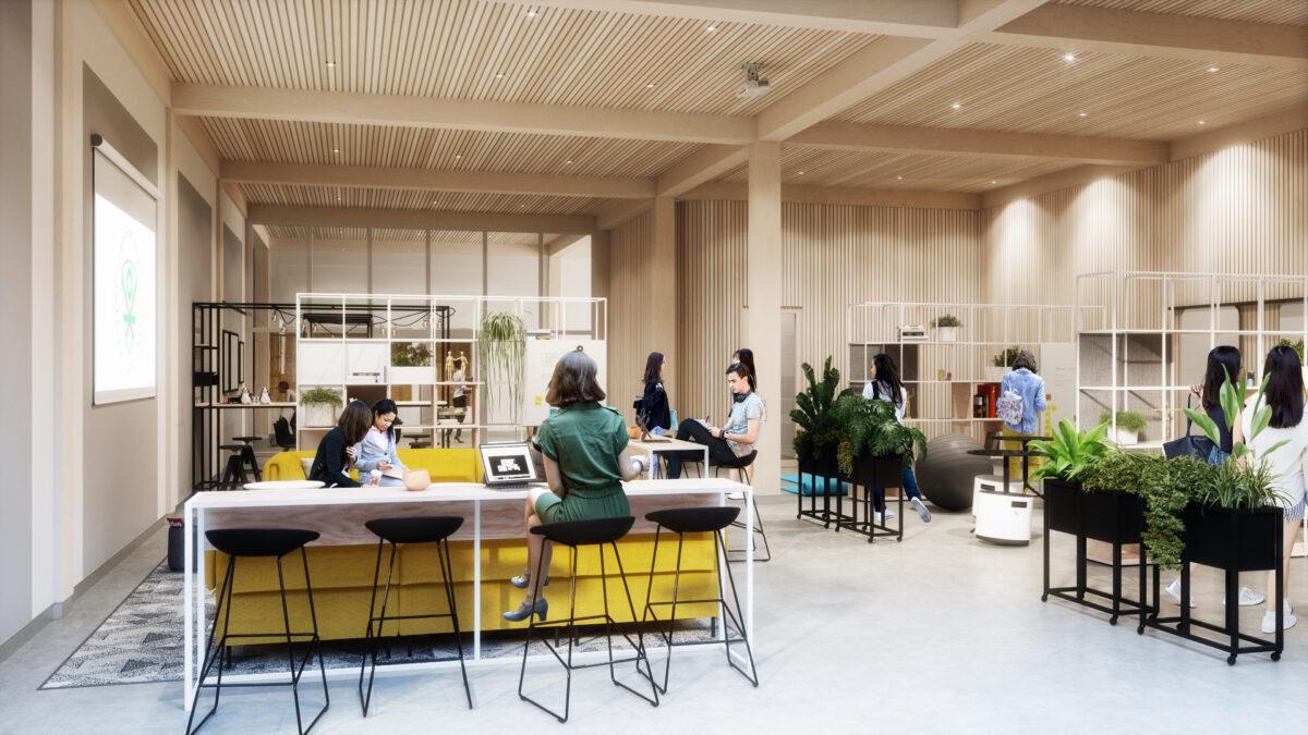 DUROCHER COLLEGE - Sid Lee Architecture