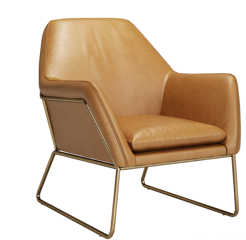 Forma Charme Blonde Chair